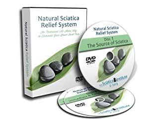 Natural Sciatica Relief System 2013 (3 DVDs)