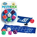 Thinkfun Maths Dice Junior (Multicolo...