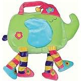 Sassafras / Plush Sleepwalkers Bag, Ellie Elephant