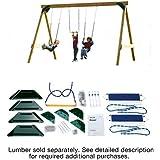 Scout Custom DIY Swing Set Hardware Kit