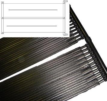 elecsa 9466 syst me syst me de chauffage solaire pour piscine jardin ee298. Black Bedroom Furniture Sets. Home Design Ideas