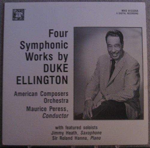 Duke Ellington - Four Symphonic Works By Duke Ellington - Zortam Music