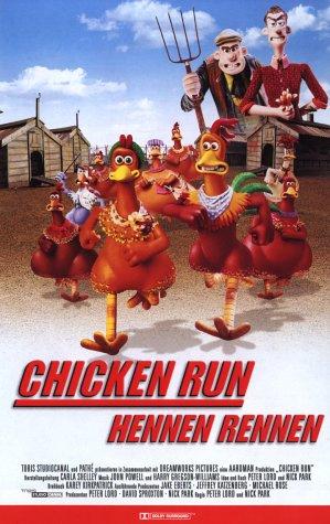 Chicken Run - Hennen Rennen [VHS]