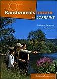 echange, troc Frédéric Fève, Dominique Jacquemin - Randonnées nature en Lorraine