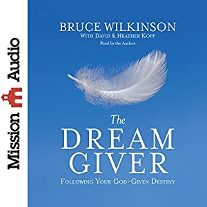 The Dream Giver Audiobook