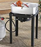 Outdoor Dual 18 - qt. Propane Deep Fryer