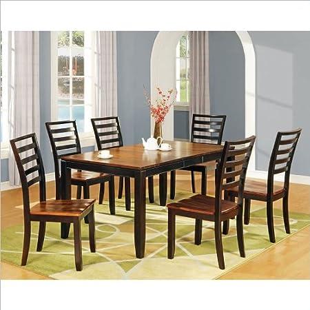 Steve Silver Abaco 7 Piece Rectangular Dining Set