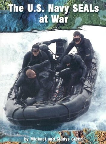 The U.S. Navy Seals at War (High Interest Books: On the Front Lines)