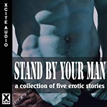 Stand By Your Man Audiobook by Michael Bracken, Heidi Champa, Mary Borselino, Josephine Myles, J Manx Narrated by J.P. Bowie