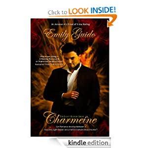 Charmeine the first novel in The Light-Bearer Series