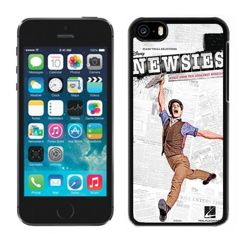 Newsies Iphone Case