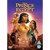 The Prince Of Egypt [DVD] [1998]by Val Kilmer