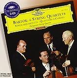 Bartok : les 6 quatuors à cordes
