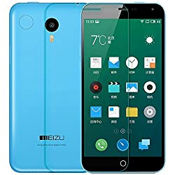 Skoot Anti Explosion 0.3mm 2.5D 9H Ultra thin Tempered Glass Screen Protector for Meizu M1 Note