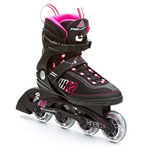 K2 Skate Ladies Kinetic 80 Inline Skates by K2 Skate