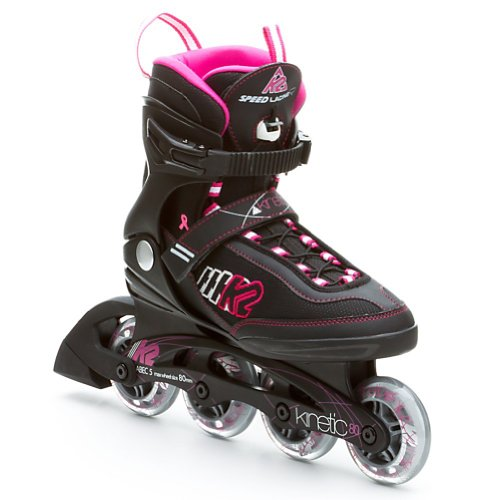 Buy Bargain K2 Skate Women's Kinetic 80 Inline Skates