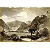 View at Langdale, by John Constable (Print On Demand)