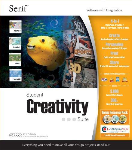 Serif Student Creativity Suite 2006 (PC)