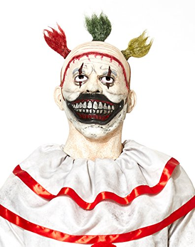 Spirit Halloween Twisty The Clown Mask - American Horror Story