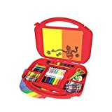Crayola Ultimate Art Case with Easel (Color May Vary)