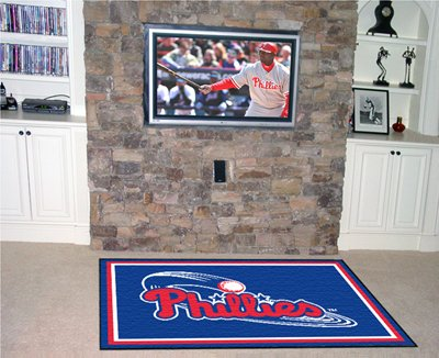 Phillies 4' x 6' Area Rugs