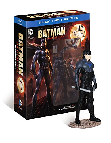 Batman: Bad Blood (Deluxe Edition) [Blu-ray] at Gotham City Store