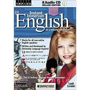 Instant Immersion English: as a second Language (ESL)
