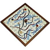 Set Of 8 - Snakes And Ladders Board Games - Magnetic Board And Pieces With Playing Instructions - Gifts In Sets...