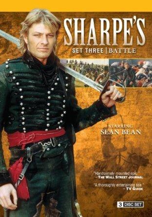 Sharpe's Set Three - Battle (3 Disc Set) (Sharpes Dvd Set compare prices)