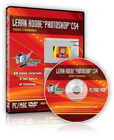 Learn Adobe Photoshop CS4 Video Training Tutorials