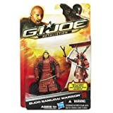 Budo Samurai Warrior GI Joe Retaliation Wave 3 Action Figure