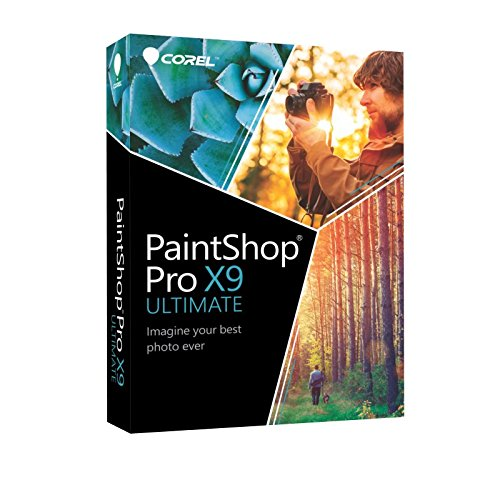 Corel PaintShop Pro X9 Ultimate (Photo Plus Software compare prices)