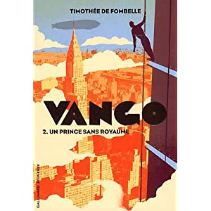 Vango T2 : un prince sans royaume