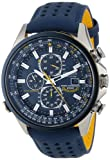 "Citizen Mens AT8020-03L ""Blue Angels World A-T"" Eco-Drive Watch"