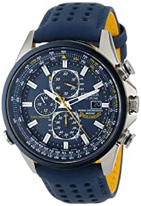 "Amazon.com: Citizen Men's AT8020-03L ""Blue Angels World A-T"" Eco-Drive"