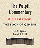 img - for The Pulpit Commentary-Book of Genesis (Old Testament) book / textbook / text book