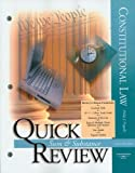 Sum & Substance Quick Review on Constitutional Law