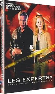 Les Experts : Saison 3, Partie 1 - Édition 3 DVD