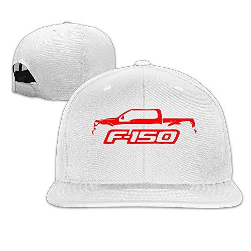 2015-16 Ford F150 Pickup Truck Flat Bill Unisex Snapback Cap Sports Hats (Ford F150 Light Emblem compare prices)