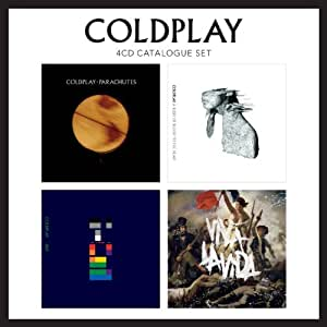 4 CD Catalogue Set