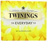 Twinings Everyday Tea 80 Teabags (Pack of 4)