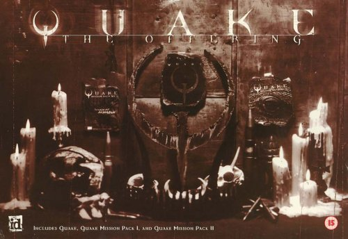 Quake: The Offering Triple Pack