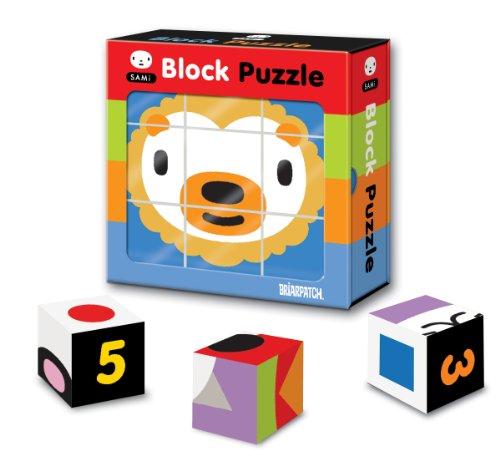 Cheap Fun Briarpatch SAMi Block Puzzle (B001TI3BUS)