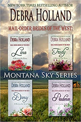 Mail-Order Brides of the West Box Set