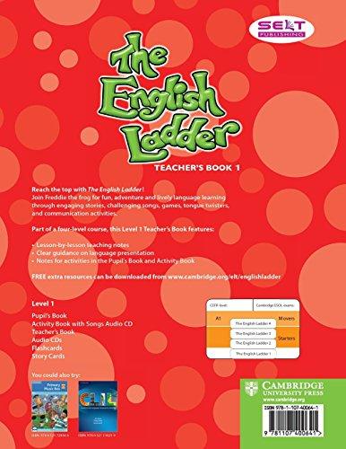 The English Ladder  1 Teacher's Book