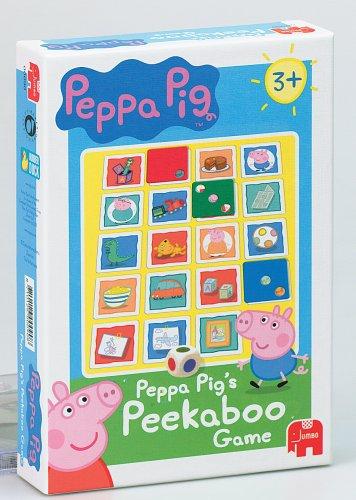 Peppa Pig Peek-a-boo