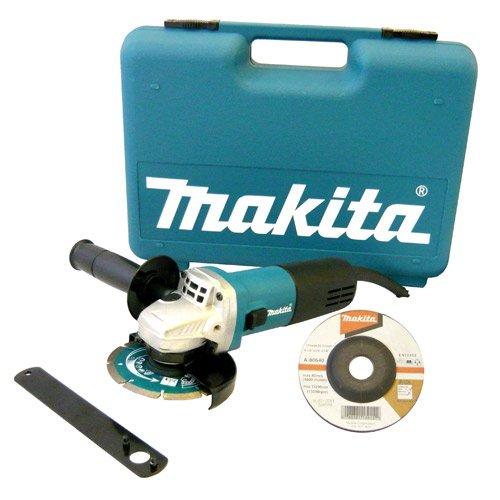 Makita 9554NBKD 115mm Angle Grinder 230 Volt