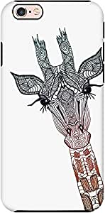 DailyObjects Creacover Giraffe Tough Case For iPhone 6s