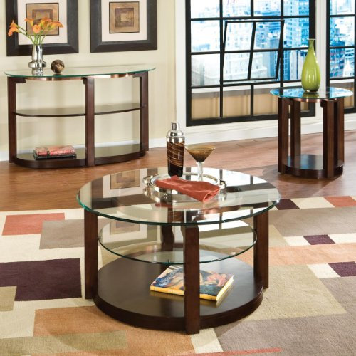 Standard Furniture Coronado 3 Piece Coffee Table