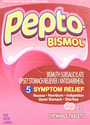 pepto-bismol-individual-sealed-2-tablets-in-a-packet-box-of-25-packets-total-50-tablets